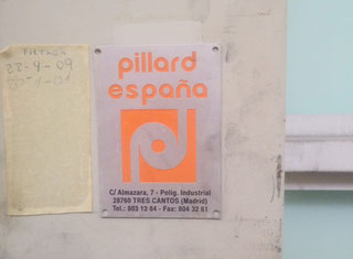 Pillard PB-7S P00310138
