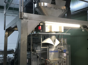 Coalza Clz Bagging machine - Vertical -  Sachet machine