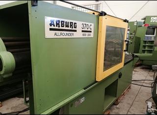 Arburg Allrounder 370C-600-200pde P00311012
