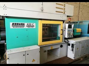 Arburg Allrounder 420C-1300-350