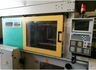 Arburg Allrounder 420C-1300-350 P00311018