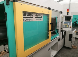 Arburg Allrounder 420C-1300-350 P00311019