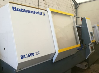 Battenfeld BA 1500-630 CDC P00311021