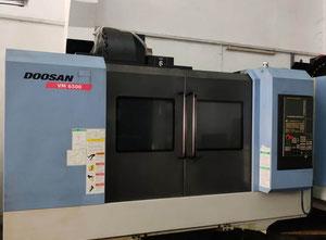 Dikey işleme merkezi Doosan VM6500