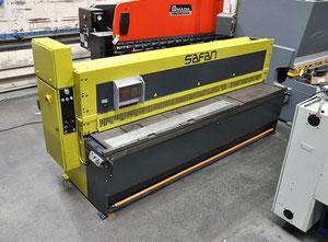 Safan VS 3100 x 6 mm hydraulic shear