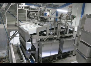 Used Upmann 2214 IAEVY linear weigher