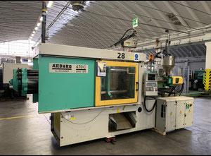 ARBURG 470 C 2000-675 Spritzgießmaschine