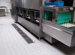 Meiko B 580 VAP Lebensmittelmaschinen