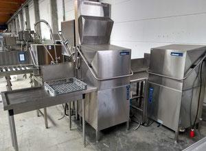 Rhima WD-PRM7 & WD7 Lebensmittelmaschinen