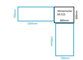 Winterhalter GS 515 P00313011