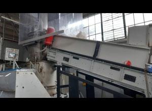 COSTARELLI Agglomeratore usato D-1500, 560 kw