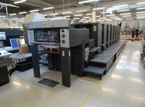 Heidelberg SM 74-8 P Offsetdruckmaschine