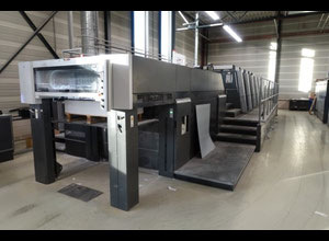 Offset cinco colores Heidelberg XL 105-5 L
