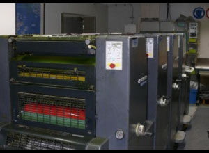 Heidelberg PM 52-4 P Offset four colours