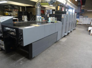 Heidelberg SM 52-4 LX Anicolor Offset four colours