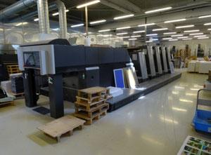 Heidelberg XL 75-4 L-C 4 Farben Offsetdruckmaschine