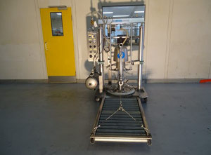 Trouval Drumper Filling machine - Various equipment