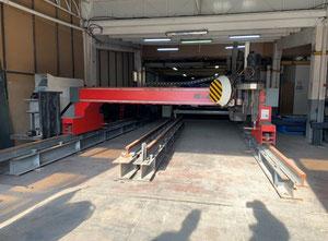 Alfhatech CNC plasma and hole drilling Cutting machine - Plasma / gas
