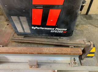 Alfhatech CNC plasma and hole drilling P00313141