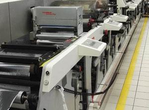 Gebrauchte NILPETER FA-4 Etikettendruckmaschine