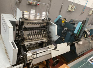 Encarteuse piqueuse SMYTH Freccia + HEADOP automatic feeder