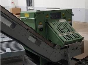Guillotine cutting machine Pierret P45L
