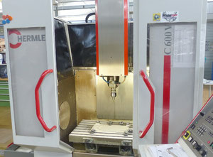 Hermle C 600 V Bearbeitungszentrum Vertikal