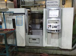 Gildemeister CTX 210 Drehmaschine CNC