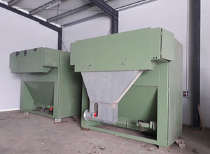 Machine pour le non tissé Hergeth Hollingsworth LCB