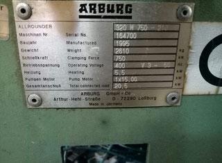 Arburg 320M 750-210 P00316052