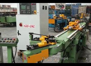 Rouleuse de tôles Tejero H 35 CNC