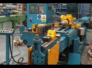 Rouleuse de tôles Tejero H 65 CNC