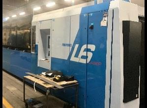 FINN POWER L6 Laserschneidmaschine