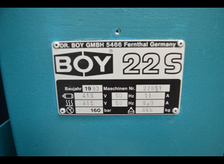 BOY 22SVH P00316069