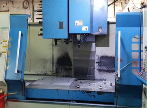 Centro di lavoro verticale FULLEND FMC-1600