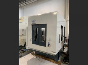 Used BROTHER TC 32 A Machining center - vertical