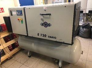 Screw compressor Atmos 	E120 vario