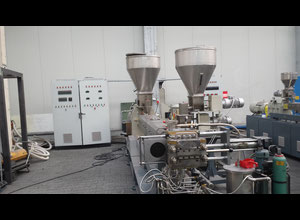 Ww Ekochem SAT 75 Extrusion - Twin screw extruder