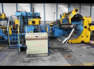 Řezací linka na ocelové svitky Athader J26