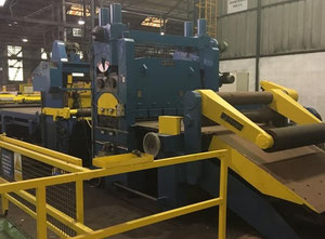 Proin L1 Transversal cutting line for steel coils