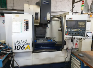 YCM MV106A Bearbeitungszentrum Vertikal