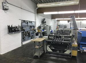 Katlama makinası Bobst Domino 110-M