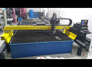 Ajan 12000 mm x 3000 mm Cutting machine - Plasma / gas
