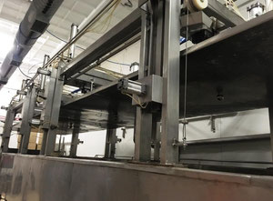 Machine agro-alimentaire Tetra Tebel pour fromage