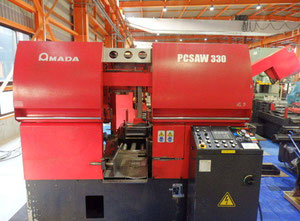 Amada PCSAW-330 band saw for metal