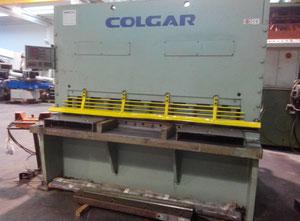 Used Colgar 2000 mm x 20 mm mechanical shear