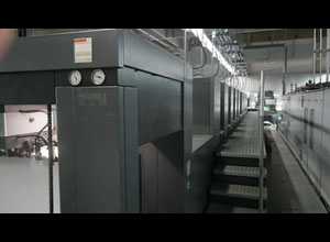 Offset HEIDELBERG SM XL 105 10 P