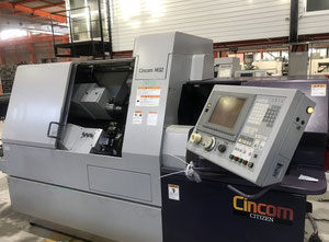 Citoyen M-32 Drehmaschine CNC