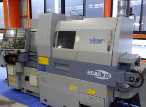 Star Precision ECAS-20 Swiss type lathe