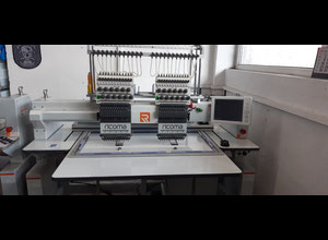 Ricoma CHT 1202 Embroidery machine